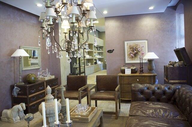 Salon W Stylu Glamour Inspiracje Porady Podpowiedzi Archiwnetrze